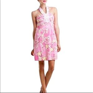 Lilly Pulitzer Hotty Pink Day Lily Isabel dress